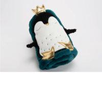 Plaid Victor le pingouin – Amadeus les petits
