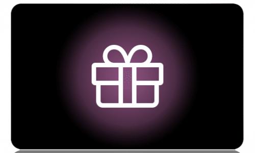 une carte cadeau pour faire ses achats sur le site du Comptoir Authentique